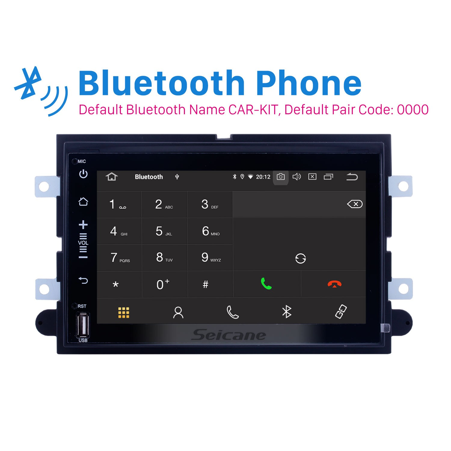 android 9 0 dvd gps in dash radio system for 2005-2009 ford mustang with 3g  wifi
