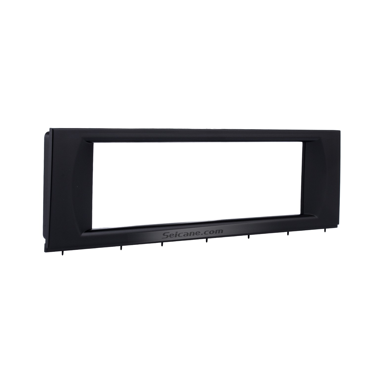 Black 1din 2003 Audi A4 Car Radio Fascia Fitting Kit Installation Frame Cd Trim Panel Stereo