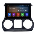 Android 9.0 10.1 Inch Touchscreen Radio For 2011-2017 JEEP Wrangler Bluetooth Music GPS Navigation Head Unit Support Mirror Link DAB+ OBDII USB TPMS WiFi Steering Wheel Control