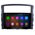 9 inch Android 9.0 HD Touch Screen Radio GPS Navigation System for 2006-2017 MITSUBISHI PAJERO V97/V93 Support Bluetooth USB 3G/4G WIFI OBD2 Mirror Link Rearview Camera