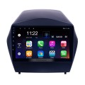 9 inch HD Touchscreen Android 10.0 Radio for 2009 2010 2011-2015 Hyundai IX35 with GPS Sat Nav Bluetooth WIFI USB 1080P Video Mirror Link DVR OBD2