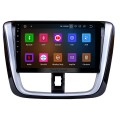 10.1 inch HD Touchscreen Radio Auto Stereo GPS Navigation System Android 9.0 For 2014 2015 2016 2017 TOYOTA VIOS Support Bluetooth OBD II DVR 3G/4G WIFI Rear view camera