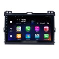 Android 10.0 2004 2005 2006 2007 2008 2009 Toyota Prado Radio GPS Navigation system with Bluetooth HD Touchscreen WIFI 1080P DVR Mirror Link Rearview Camera