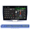 10.1 inch Android 10.0 For 2012 2013 2014 VW Volkswagen Magotan Radio Upgrade 1024*600 Multi-touch Screen GPS Navigation Stereo CD Player SWC WiFi OBD2 Bluetooth Music