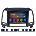 For 2006-2012 Hyundai SANTA FE OEM Android 10.0 HD 1024*600 touch screen GPS navigation system Radio Bluetooth OBD2 DVR Rearview camera TV 1080P Video USB WIFI Steering Wheel Control