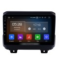 2018 Jeep Wrangler Rubicon Android 10.0 GPS Navigation 9 inch 1024*600 Touchscreen Head unit Bluetooth Radio FM RDS music WIFI support 4G Carplay USB Steering Wheel Control