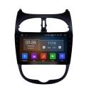 2000-2016 PEUGEOT 206 Android 9.0 9 inch Touchscreen Head unit GPS Navi Radio SWC Bluetooth FM Mirror Link Wifi Carplay USB Backup Rearview support DVD Player