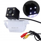 170 Degree Wide Angle Vision Waterproof Reverse Sensor Car Parking RearView Backup Camera for 2013-2015 Ford Ecosport