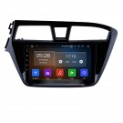 9 inch HD Touchscreen Android 9.0 GPS Navigation System Bluetooth WIFI For 2014 2015 Hyundai I20 Support USB Rear View Camera DVR OBD II 1080P Video TPMS