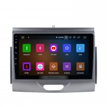 9 inch Android 10.0 For 2015 Ford RANGER Radio GPS Navigation System with HD Touchscreen Bluetooth Carplay support OBD2