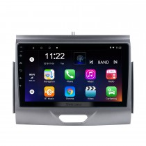 Android 10.0 HD Touchscreen 9 inch For 2015 Ford RANGER Radio GPS Navigation System with Bluetooth support Carplay Rear camera
