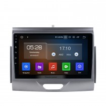 HD Touchscreen 9 inch Android 10.0 For 2015 Ford RANGER Radio GPS Navigation System Bluetooth Carplay support Backup camera