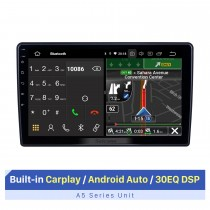 10.1 inch Android 10.0 GPS Navigation Radio for 2007-2012 Chevy Chevrolet/Buick/GMC/Hummer/Pontiac/Saturn/Suzuki With HD Touchscreen Bluetooth support Carplay TPMS