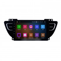 HD Touchscreen for 2016 2017 2018 Geely Boyue Radio Android 11.0 9 inch GPS Navigation Bluetooth WIFI Carplay support DVR DAB+