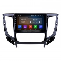 2015 Mitsubishi TRITON Auto A/C 9 Inch Android 9.0 Radio GPS Navigation with HD Touchscreen Bluetooth WIFI Mirror Link USB AUX RDS Steering Wheel Control