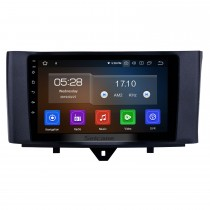 OEM 9 inch Android 9.0 Radio for 2011-2015 Mercedes Benz SMART Bluetooth Wifi HD Touchscreen GPS Navigation Carplay USB support OBD2 Digital TV 4G SWC RDS