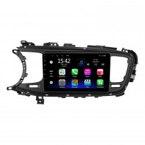 9 inch Android 10.0 for Kia K5 LHD 2013-2015 Radio GPS Navigation System With HD Touchscreen Bluetooth support Carplay OBD2