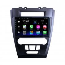 10.1 inch Android 10.0 HD Touchscreen GPS Navigation Radio for 2009 2010 2011 2012 Ford Mondeo Fusion with Bluetooth WIFI AUX support Carplay Mirror Link