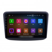 OEM Android 11.0 for FAW Haima M3 Radio with Bluetooth 10.1 inch HD Touchscreen GPS Navigation System Carplay support DSP