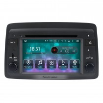 6.2 Inch HD Touchscreen Android 8.0 Radio Head Unit For 2004-2012 Fiat Panda In Dash DVD Player GPS Navigation System Bluetooth Phone WIFI Support DVR USB Digital TV Steering Wheel Control