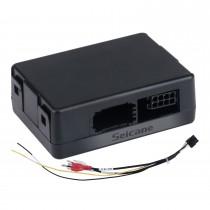 2004-2009 Audi A6/A6L 2005-2009 Audi Q7 2003-2009 Audi A8/A8L Car Optical Fiber Decoder Most Box Bose Harmon Kardon Converter Optic Interface adapter