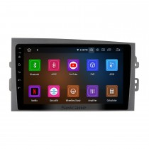 For JAC GEERFA A5W/ K5/ K7 LHD 2020 Radio Android 10.0 HD Touchscreen 9 inch with AUX Bluetooth GPS Navigation System Carplay support 1080P Video
