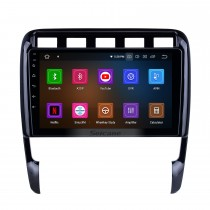 9 inch For Porsche Cayenne 2003-2011 Radio Android 11.0 GPS Navigation System with HD Touchscreen Bluetooth Carplay support Backup camera