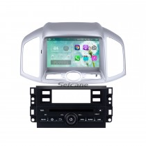 2012-2016 Chevrolet Chevy Capativa 8 inch Touchscreen Android 7.1 Radio GPS Navigation System Bluetooth Backup Camera DAB+ TPMS Mirror Link 4G WIFI 1080P Video Steering Wheel Control