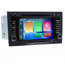 2003-2011 Audi A4 S4 RS4 1024*600 Touchscreen Android 9.0 Radio DVD GPS Navigation with Mirror Link Bluetooth OBD2 DVR Rearview Camera 1080P 3G WIFI Steering Wheel Control