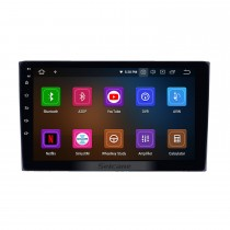OEM 9 inch Android 9.0 Radio for 2005-2014 Old Suzuki Vitara Bluetooth HD Touchscreen GPS Navigation Carplay support Rearview camera
