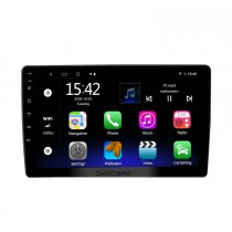 10.1 inch Android 10.0 for Toyota Noah Voxy 2007-2013 Radio GPS Navigation System With HD Touchscreen Bluetooth support Carplay OBD2