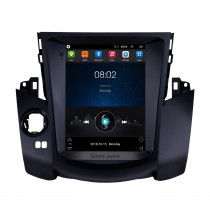 Android 9.1 9.7 inch HD Touchscreen 2008 2009 2010 2011 Toyota RAV4 GPS Navigation Radio Bluetooth AUX WIFI support 4G Carplay OBD2 SWC DVR Digital TV Backup Camera