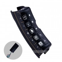 Universal multifunctional wireless steering wheel controller for Car DVD player GPS navigation system