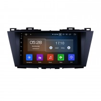 9 inch 2009 2010 2011 2012 Mazda 5 Android 9.0 HD Touchscreen GPS Navigation System Car Radio for Bluetooth USB WIFI OBD II DVR Aux Steering Wheel Control