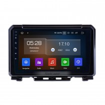 Android 9.0 9 inch GPS Navigation Radio for 2019 Suzuki JIMNY with HD Touchscreen Carplay Bluetooth WIFI USB AUX support Backup camera OBD2 SWC