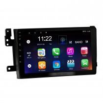 OEM 9 inch Android 10.0 Radio for 2005-2014 Old Suzuki Vitara Bluetooth WIFI HD Touchscreen GPS Navigation support Carplay DVR OBD2