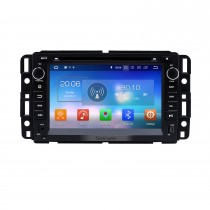 2007-2012 GMC Yukon Android 8.0 GPS navigation system DVD player  Bluetooth  Radio HD 1024*600 touch screen OBD2 DVR Rearview camera TV 1080P Video 4G WIFI Steering Wheel Control USB Mirror link