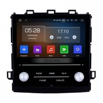 8 Inch HD Touchscreen Android 9.0 2018 Subaru XV Car Stereo Radio Head Unit GPS Navigation Bluetooth Music Support WIFI OBD2 Rearview Camera Steering Wheel Control