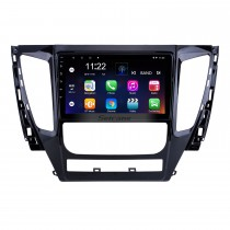 9 inch Android 8.1 for 2015 2016 2017 Mitsubishi Pajero Sport Radio GPS Navigation System With HD Touchscreen Bluetooth support Carplay DVR