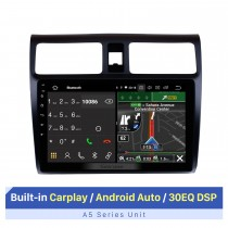 10.1 inch Android 10.0 2005-2010 Suzuki Swift HD Touchscreen Radio GPS Navigation Bluetooth WIFI USB Aux Rearview Camera OBDII TPMS 1080P video