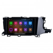 OEM Android 11.0 For 2016 Honda Shuttle RHD Radio with Bluetooth 9 inch HD Touchscreen GPS Navigation System Carplay support DSP