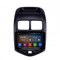 Android 9.0 9 inch GPS Navigation Radio for 2014-2018 Changan Benni with HD Touchscreen Carplay Bluetooth WIFI USB AUX support TPMS OBD2