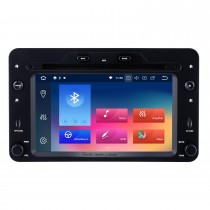 Android 9.0 radio DVD Player GPS navigation System for 2006 onwards Alfa Romeo Spider with Touch Screen Bluetooth Music Mirror Link OBD2 3G WiFi AUX Steering Wheel Control Backup Camera