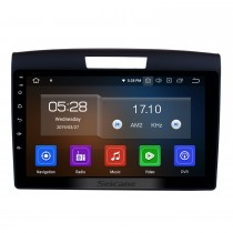 9 inch 2011 2012 2013 2014 2015 Honda CRV Android 9.0 HD Touchscreen Radio GPS Navigation System Support Bluetooth 3G/4G Wifi Mirror Link OBD2 DAB+ Backup camera