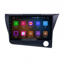 Android 10.0 For 2010 Honda CRZ RHD Radio 9 inch GPS Navigation System with Bluetooth HD Touchscreen Carplay support SWC