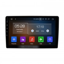 10.1 inch Android 10.0 For 2009 Mazda CX-9 Radio GPS Navigation System with HD Touchscreen Bluetooth Carplay support OBD2