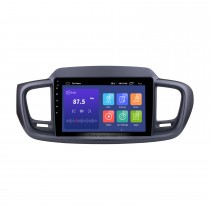 10.1 inch Android 10.0 1024*600 Touch Screen Radio Car Multimedia Player For 2015 2016 KIA SORENTO (LHD) GPS Navigation upgrade Head unit with 3G WiFi Radio Bluetooth Music USB Mirror Link support DVR OBD2 Backup Camera Steering Wheel Control TPMS