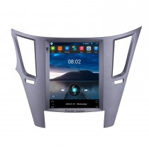 Aftermarket 9.7 inch Android 10.0 Radio for Subaru Outback LHD 2010-2014 GPS Navigation HD Touchscreen Stereo Bluetooth USB MP4 music Mirror Link SWC 4G WIFI