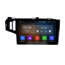 10.1 inch Android 9.0 Radio for 2013-2015 Honda Fit LHD With AUX Bluetooth Touchscreen GPS Navigation Carplay support SWC