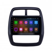 OEM 9 inch Android 9.0 Radio for 2012-2017 Renault Kwid Bluetooth HD Touchscreen GPS Navigation Carplay support Rearview camera